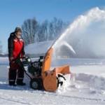 Выбор снегоуборщика — непростая задача