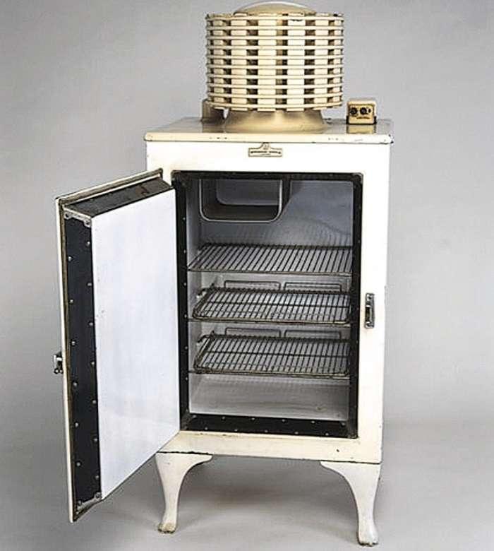 холодильник начало 20-го века