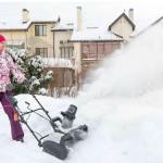 Преимущества и недостатки электрических снегоуборщиков