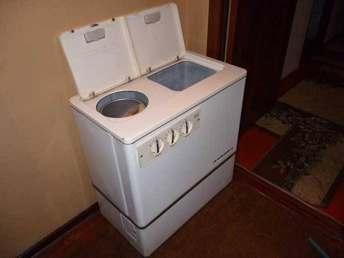 стиральная машина с центрифугой
