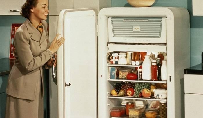 "холодильник с ""морозилкой"""